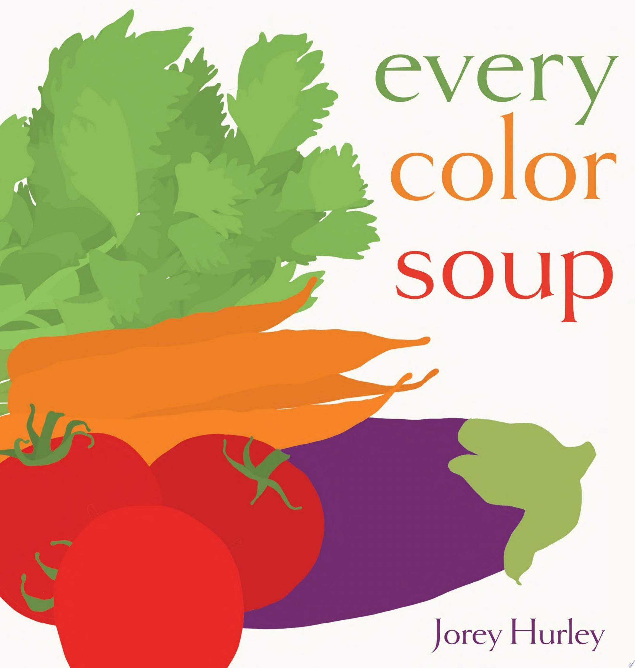 "Image for ""Every Color Soup"""