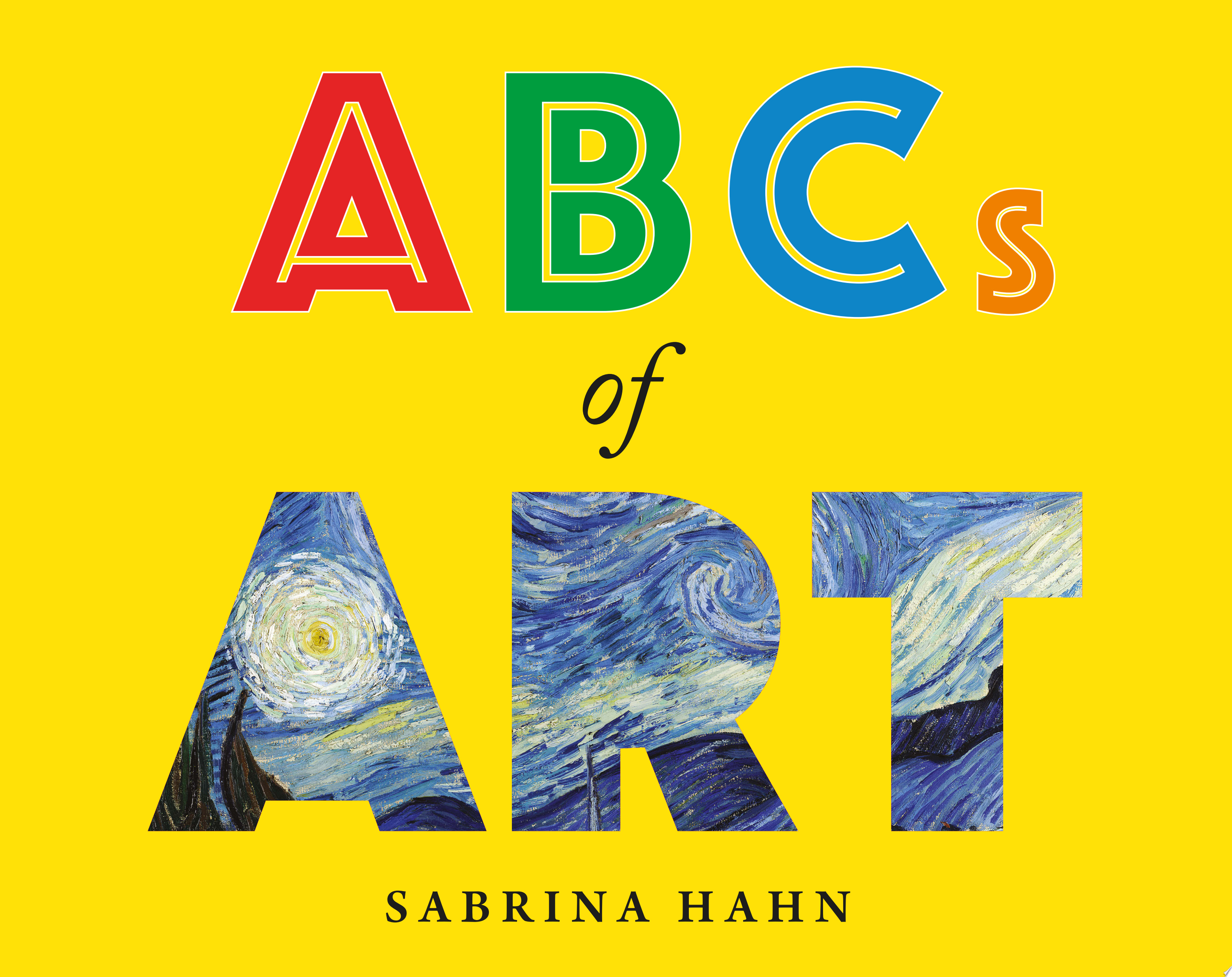 "Image for ""ABCs of Art"""