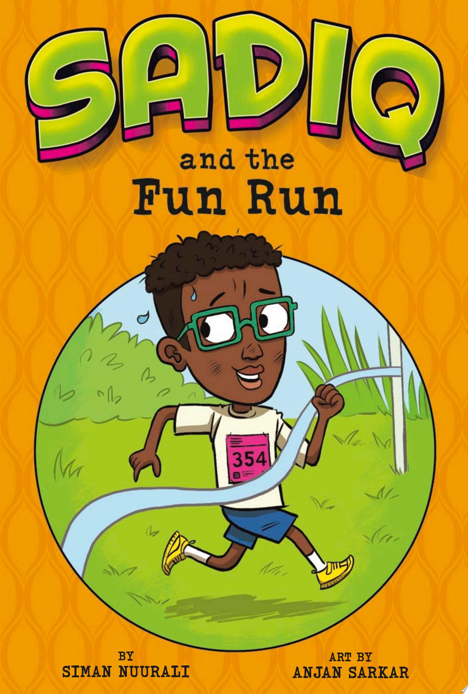 "Image for ""Sadiq and the Fun Run"""