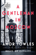 "Image for ""A Gentleman in Moscow"""