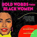 "Image for ""Bold Words from Black Women"""