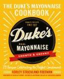 "Image for ""The Duke's Mayonnaise Cookbook"""