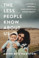 "Image for ""The Less People Know About Us"""