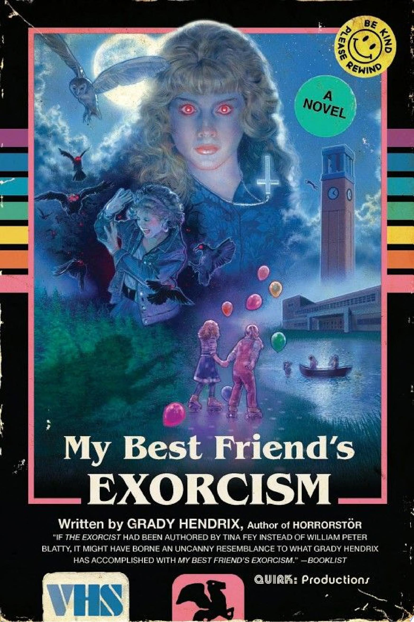 "Image for ""My Best Friend's Exorcism"""
