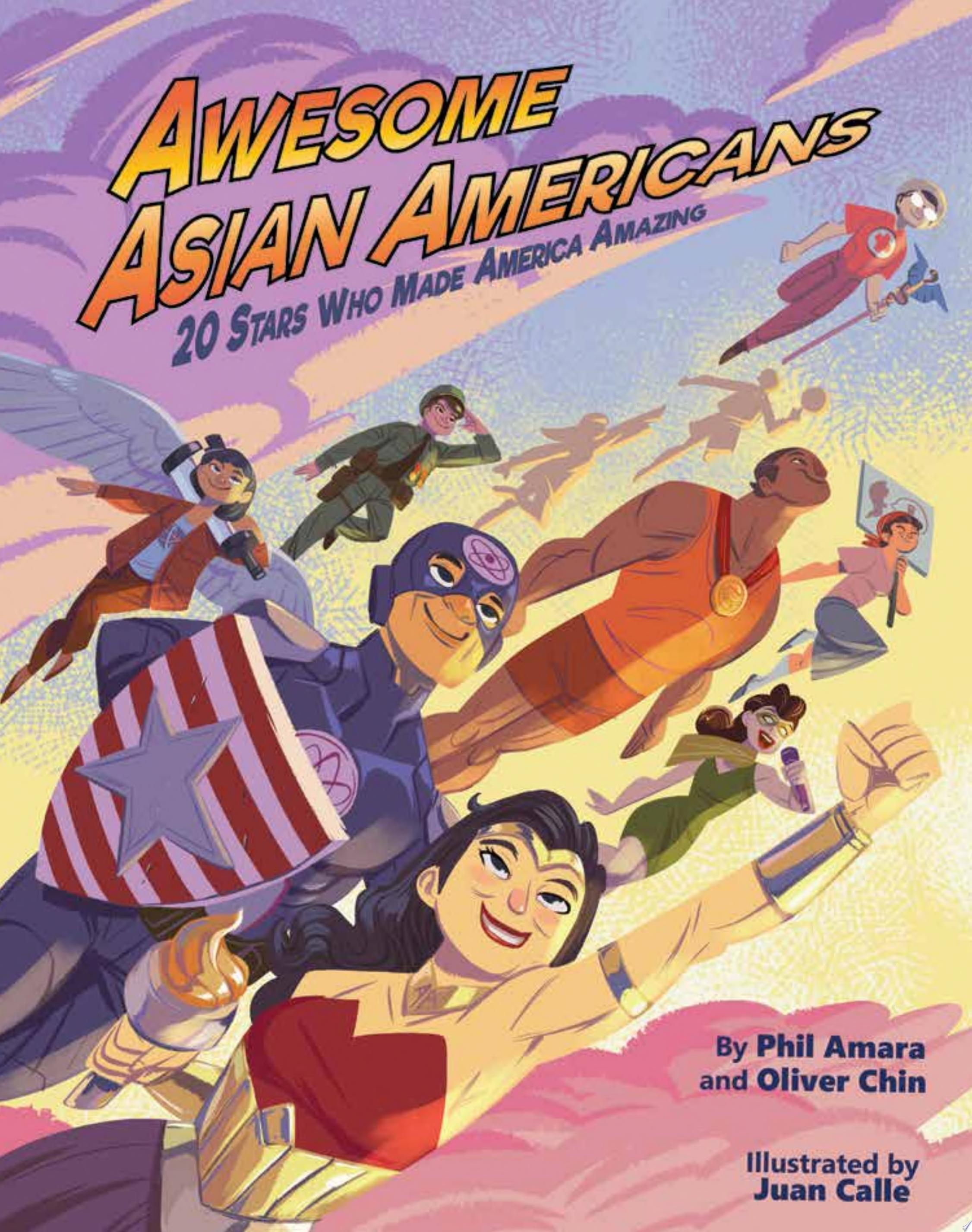 "Image for ""Awesome Asian Americans"""