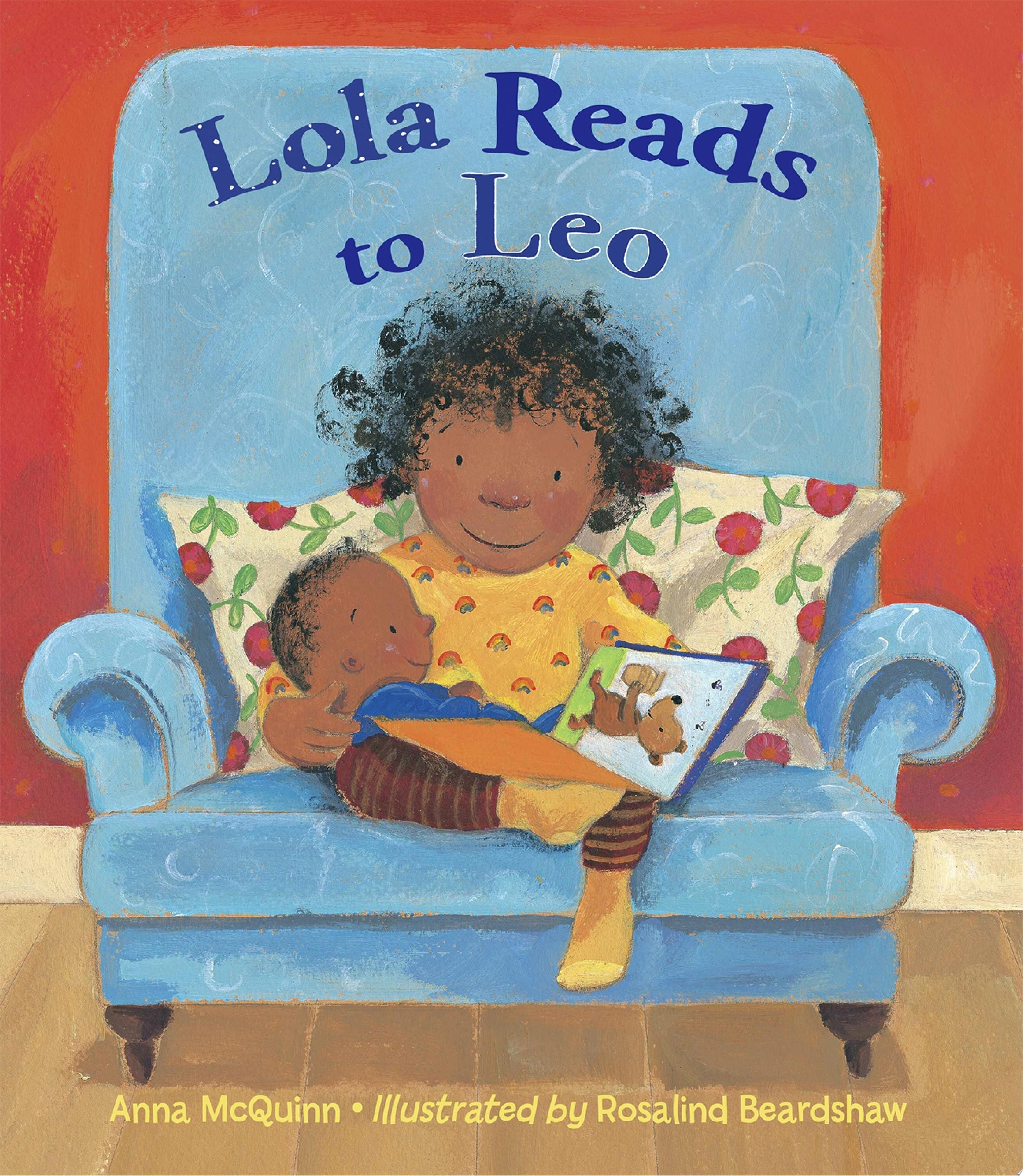 "Image for ""Lola Reads to Leo"""