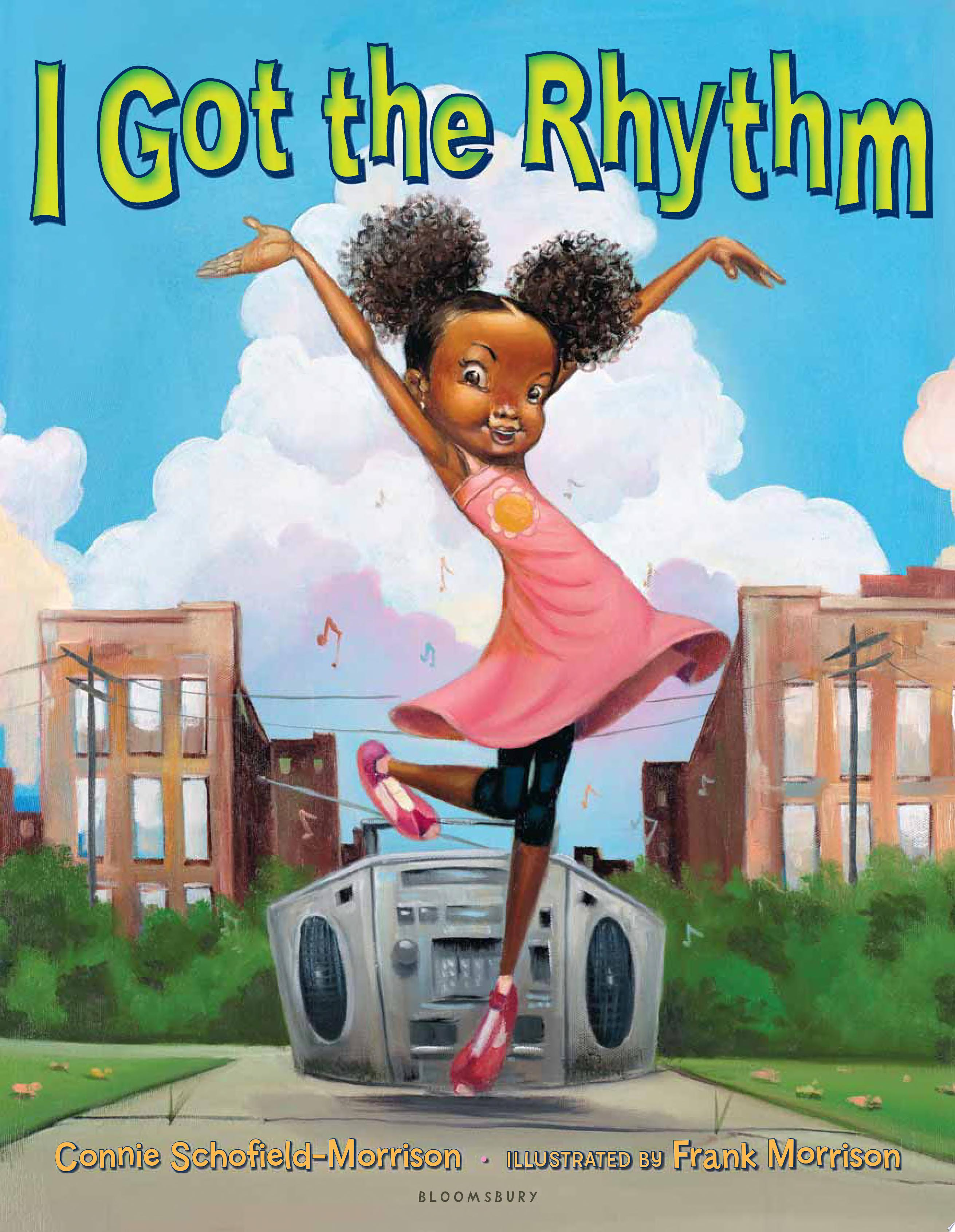 "Image for ""I Got the Rhythm"""