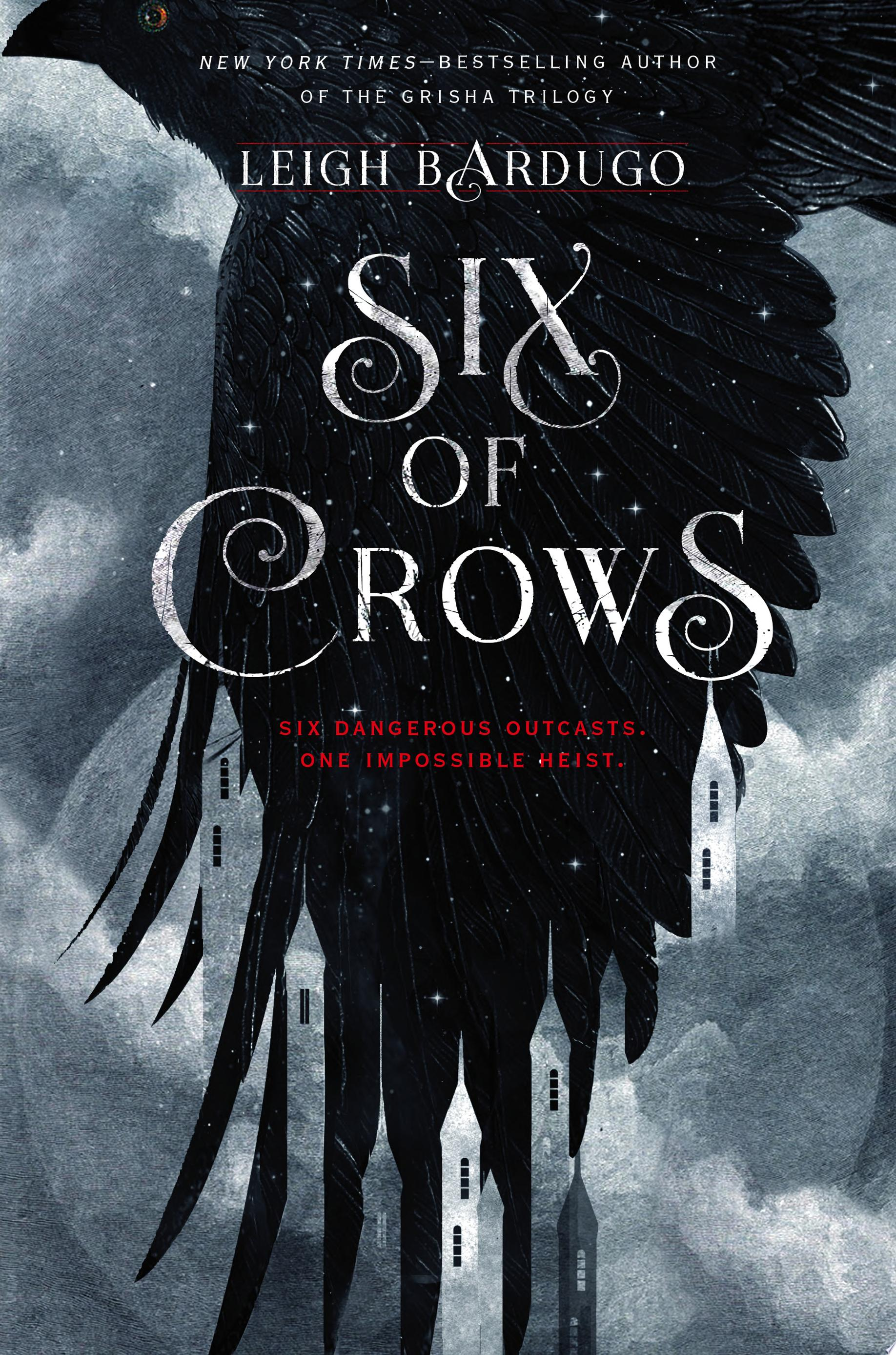 "Image for ""Six of Crows"""