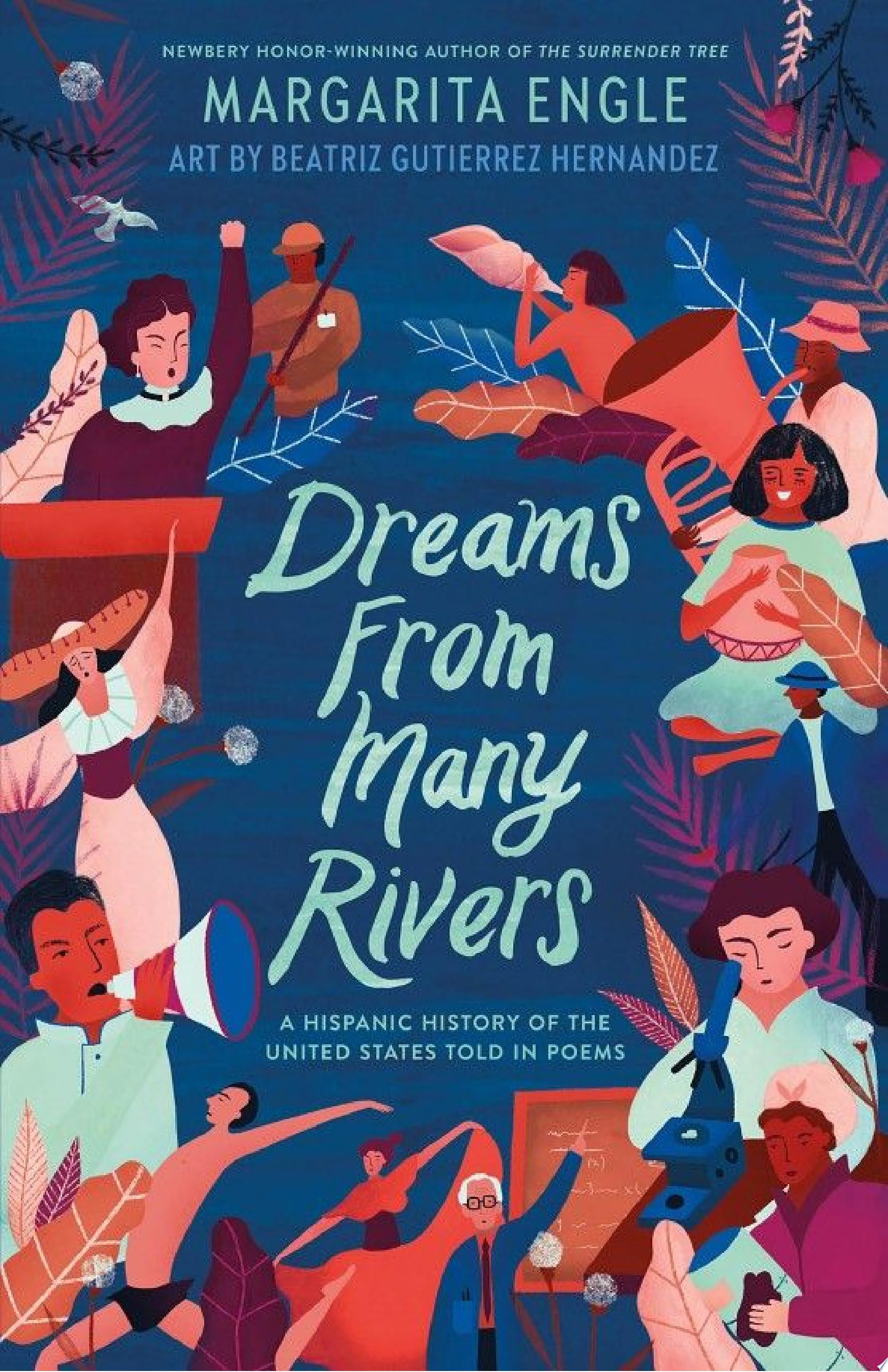 "Image for ""Dreams from Many Rivers"""