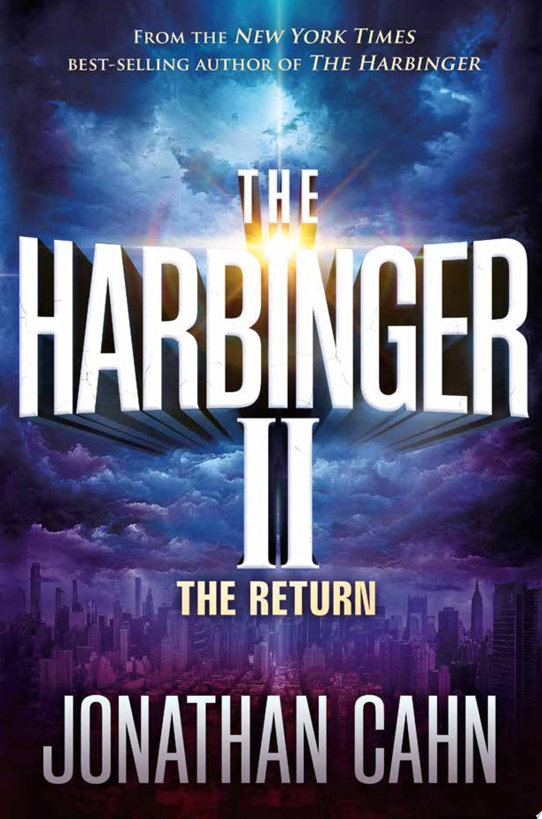"Image for ""The Harbinger II"""