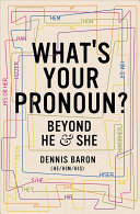 "Image for ""What's Your Pronoun?"""