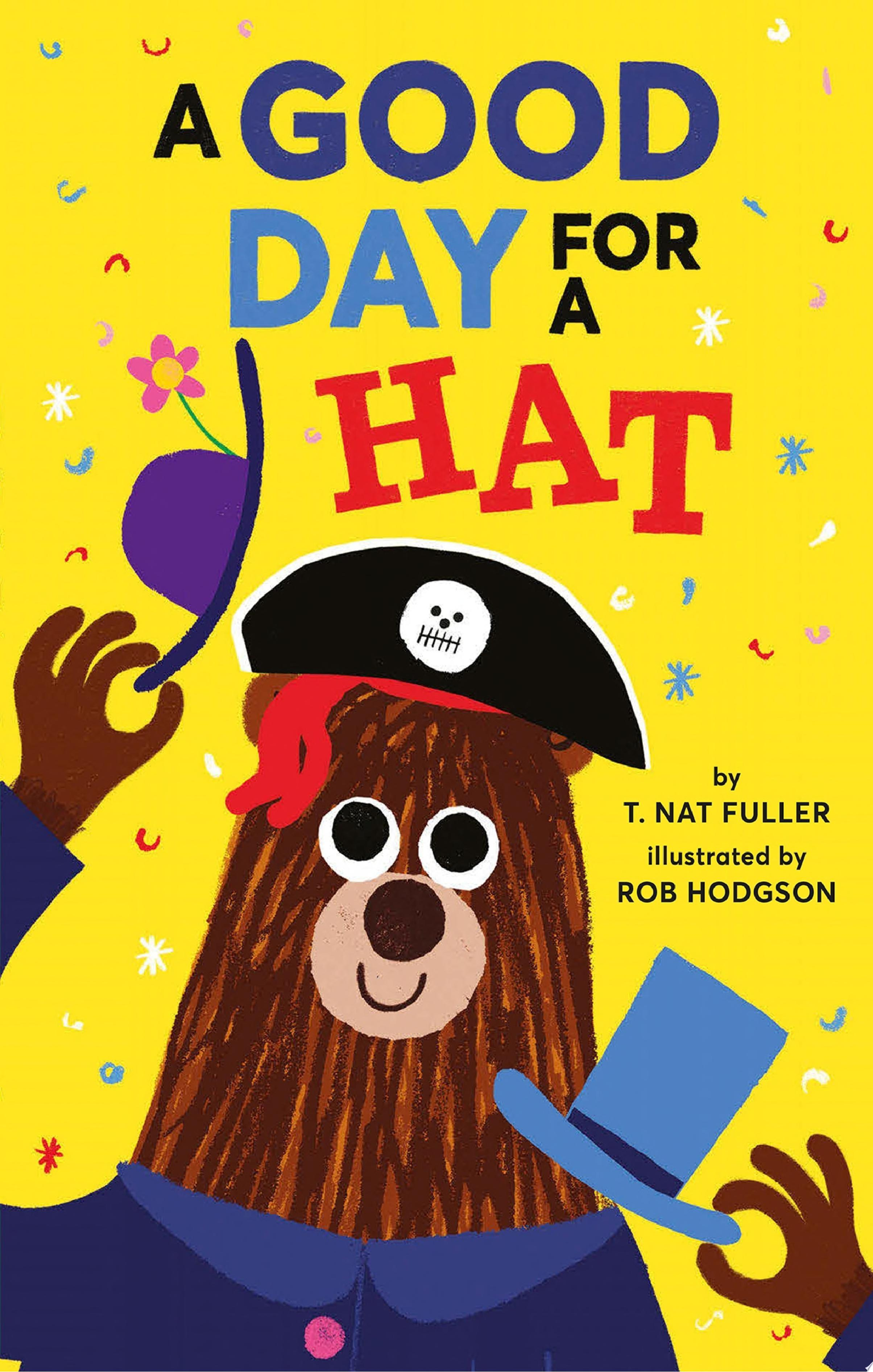 "Image for ""A Good Day for a Hat"""
