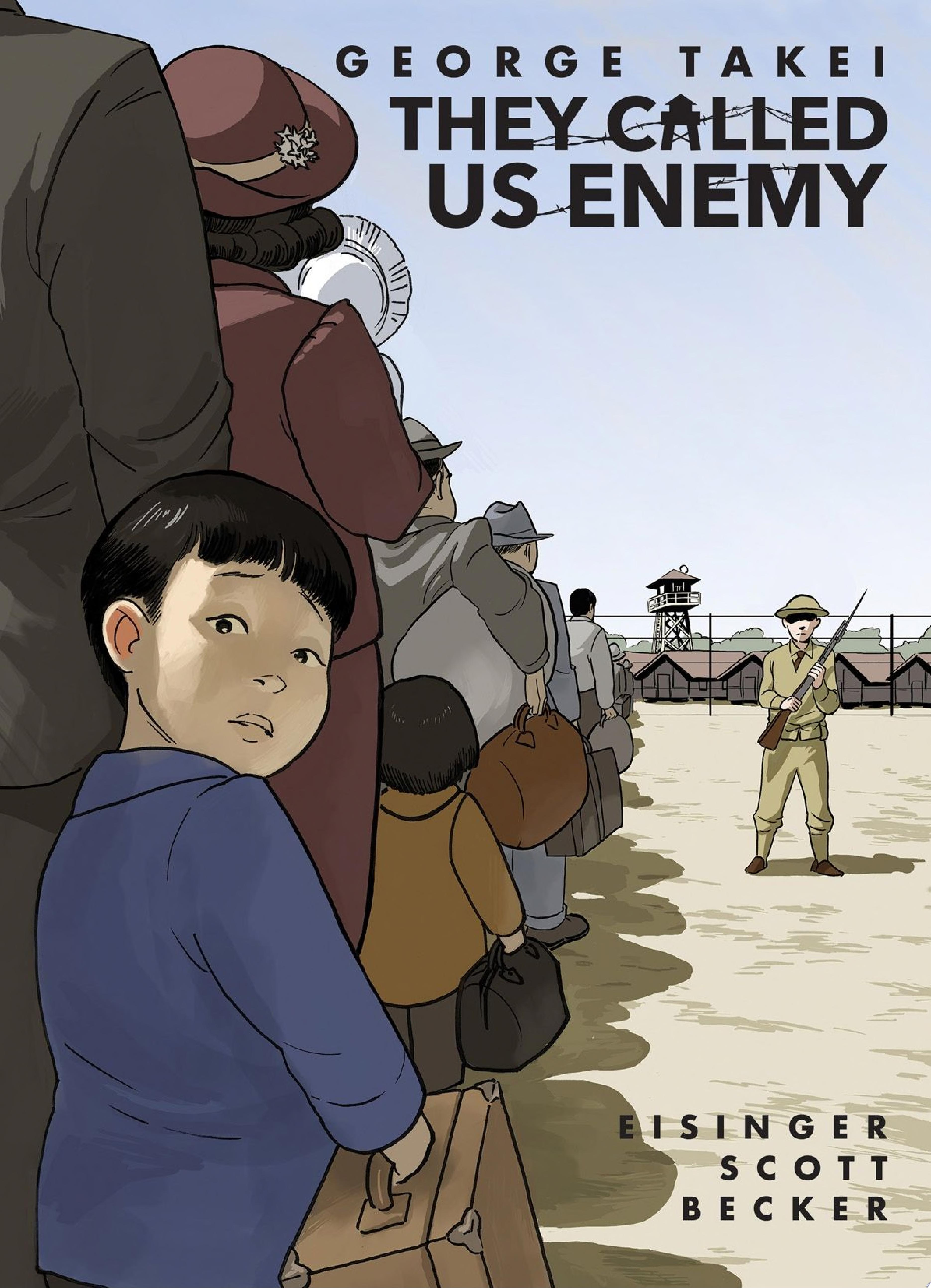 "Image for ""They Called Us Enemy"""