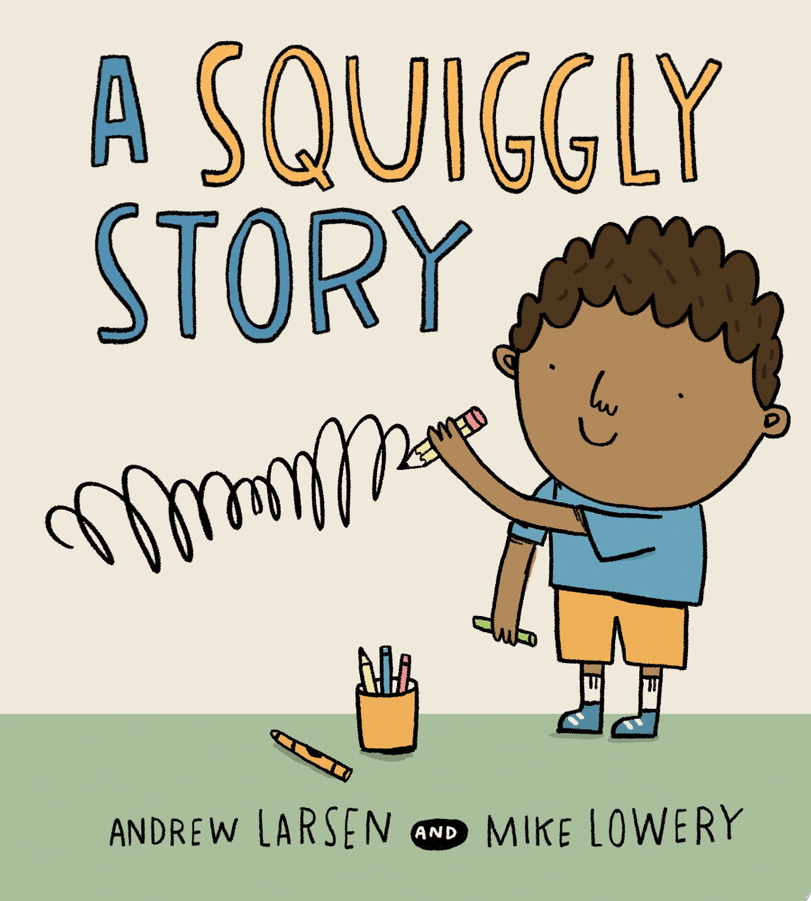 "Image for ""A Squiggly Story"""