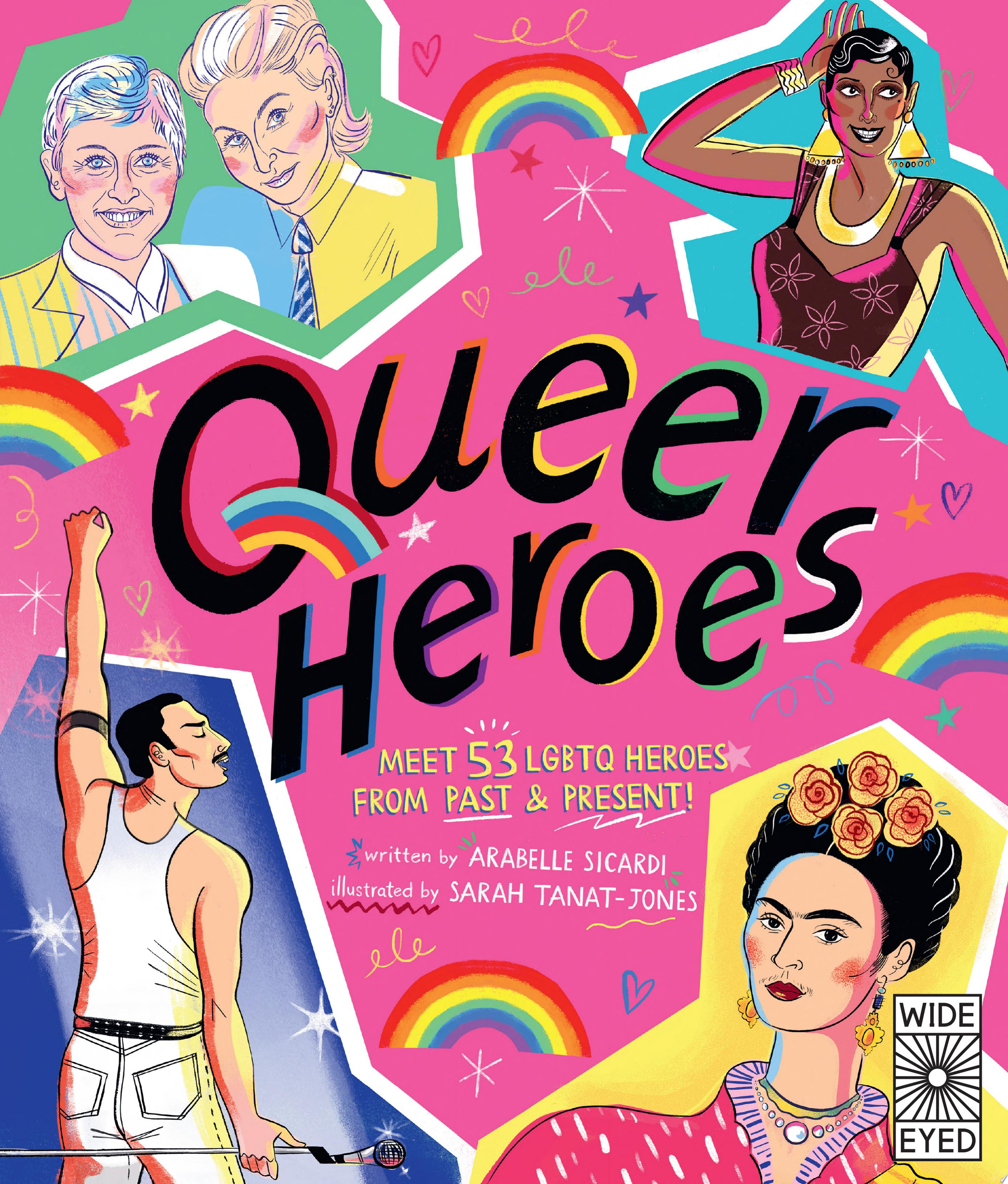 "Image for ""Queer Heroes"""