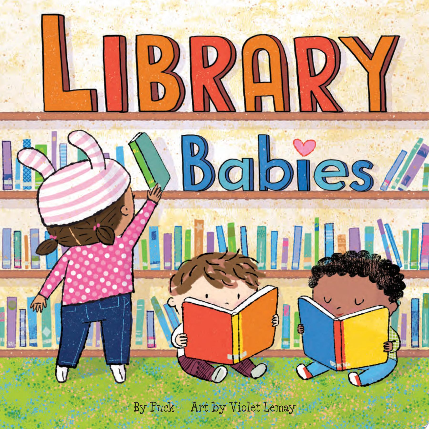 "Image for ""Library Babies"""