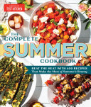 "Image for ""The Complete Summer Cookbook"""