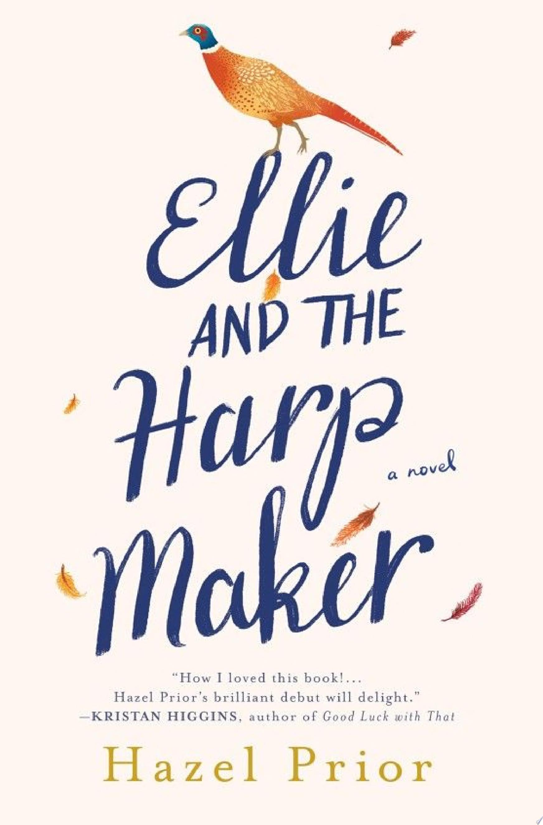 "Image for ""Ellie and the Harpmaker"""