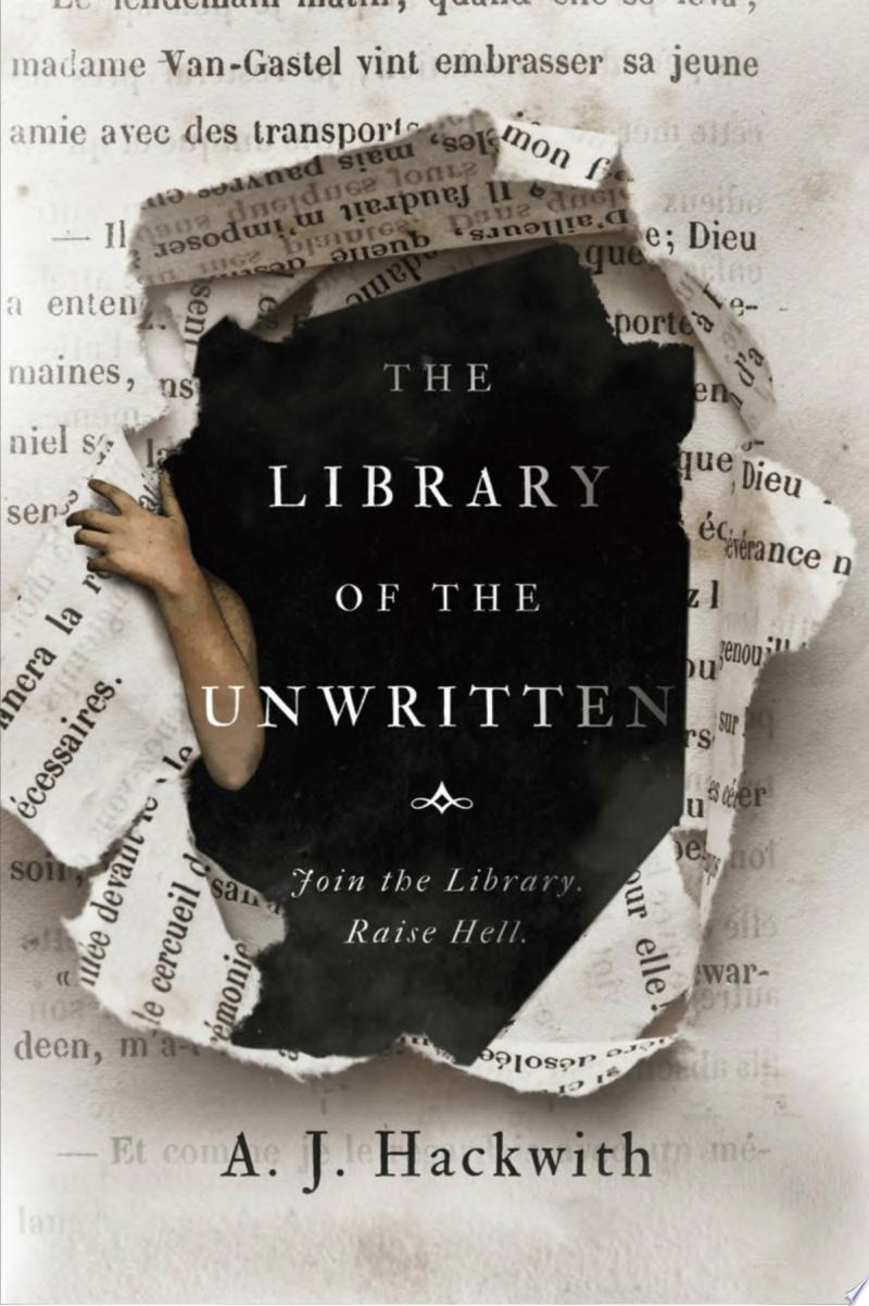 "Image for ""The Library of the Unwritten"""