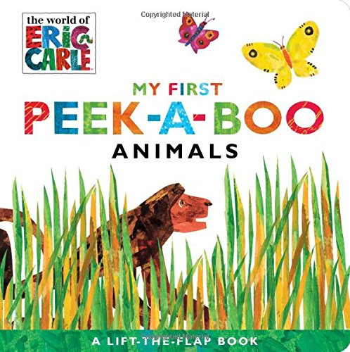 "Image for ""My First Peek-a-Boo Animals"""
