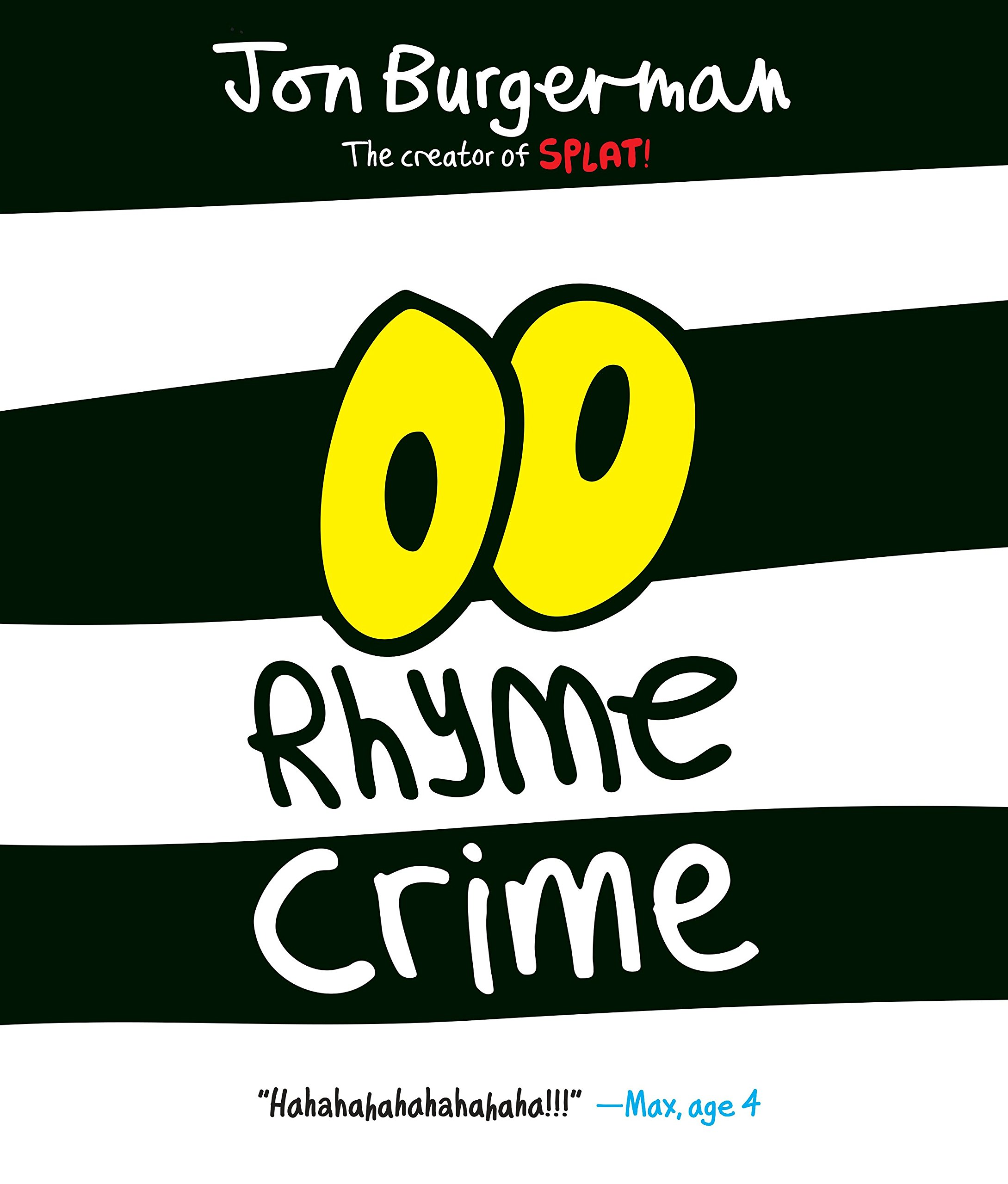 "Image for ""Rhyme Crime"""