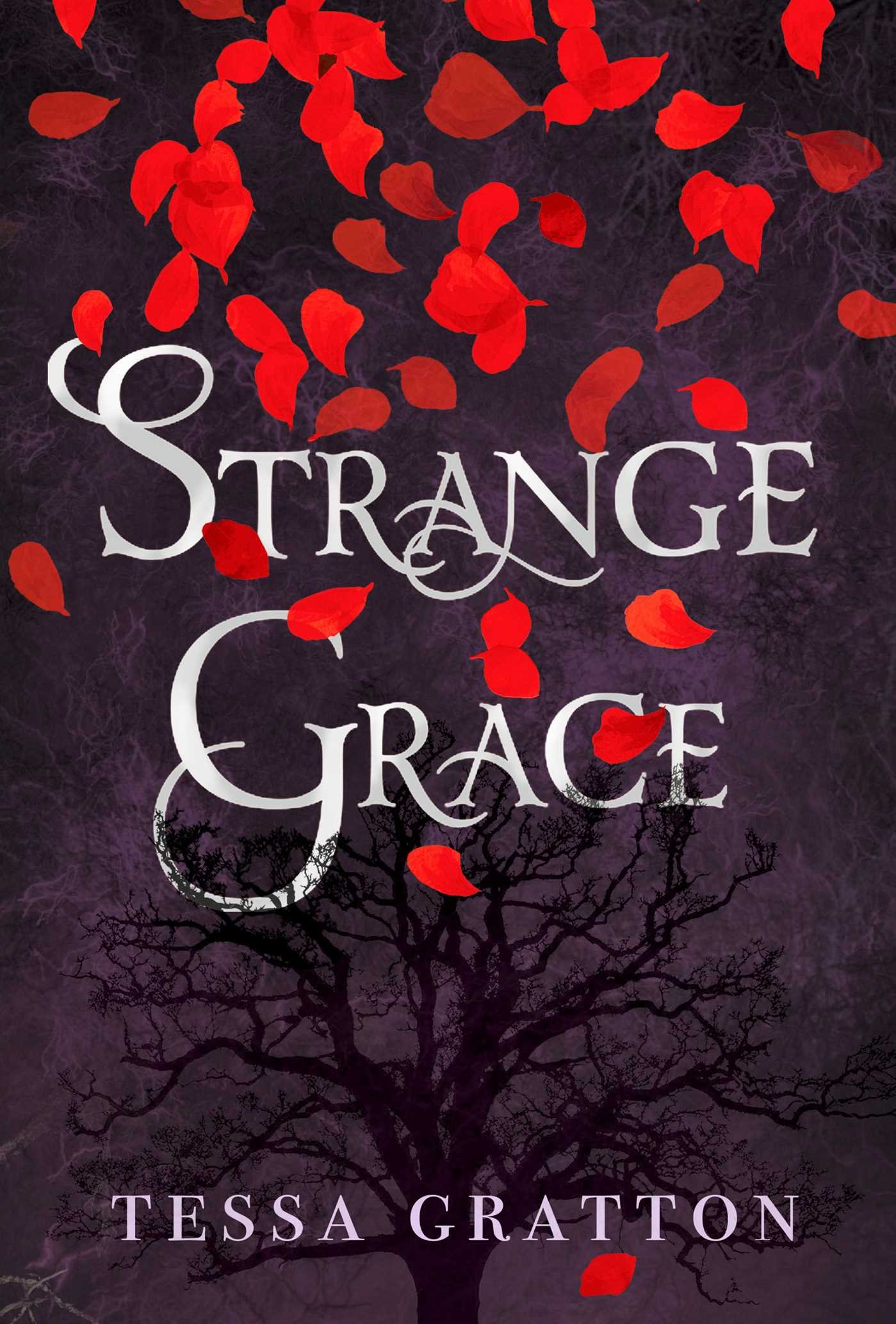 "Image for ""Strange Grace"""