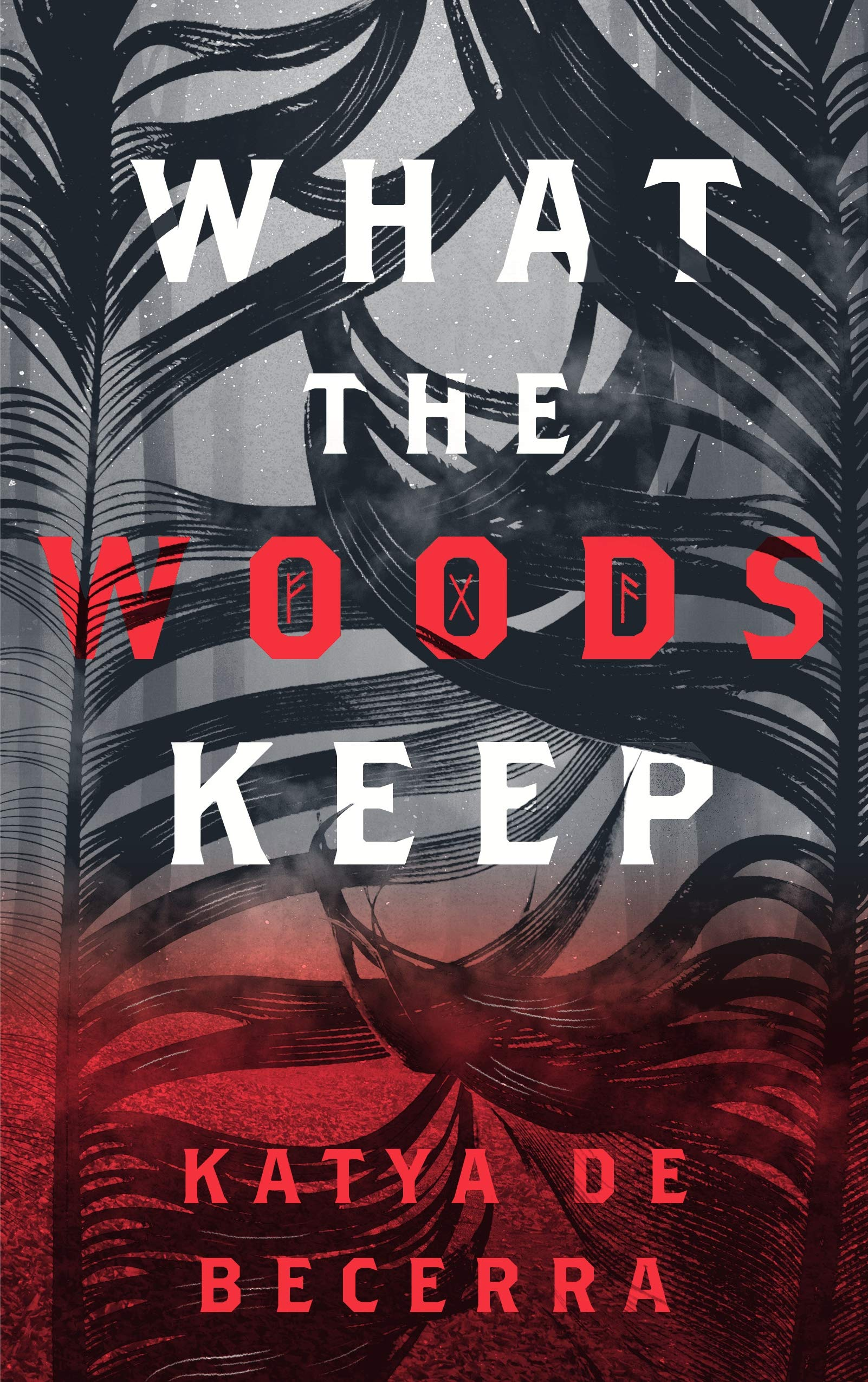 "Image for ""What the Woods Keep"""