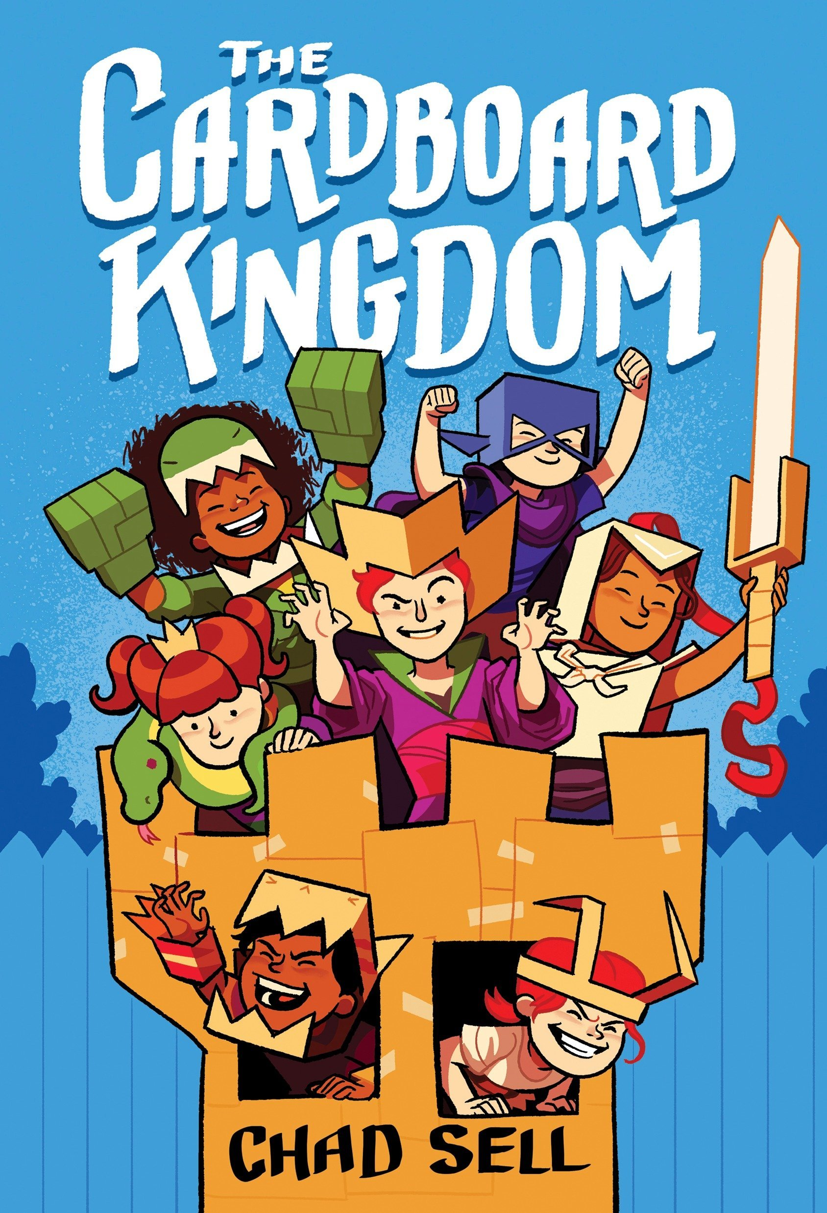 "Image for ""The Cardboard Kingdom"""