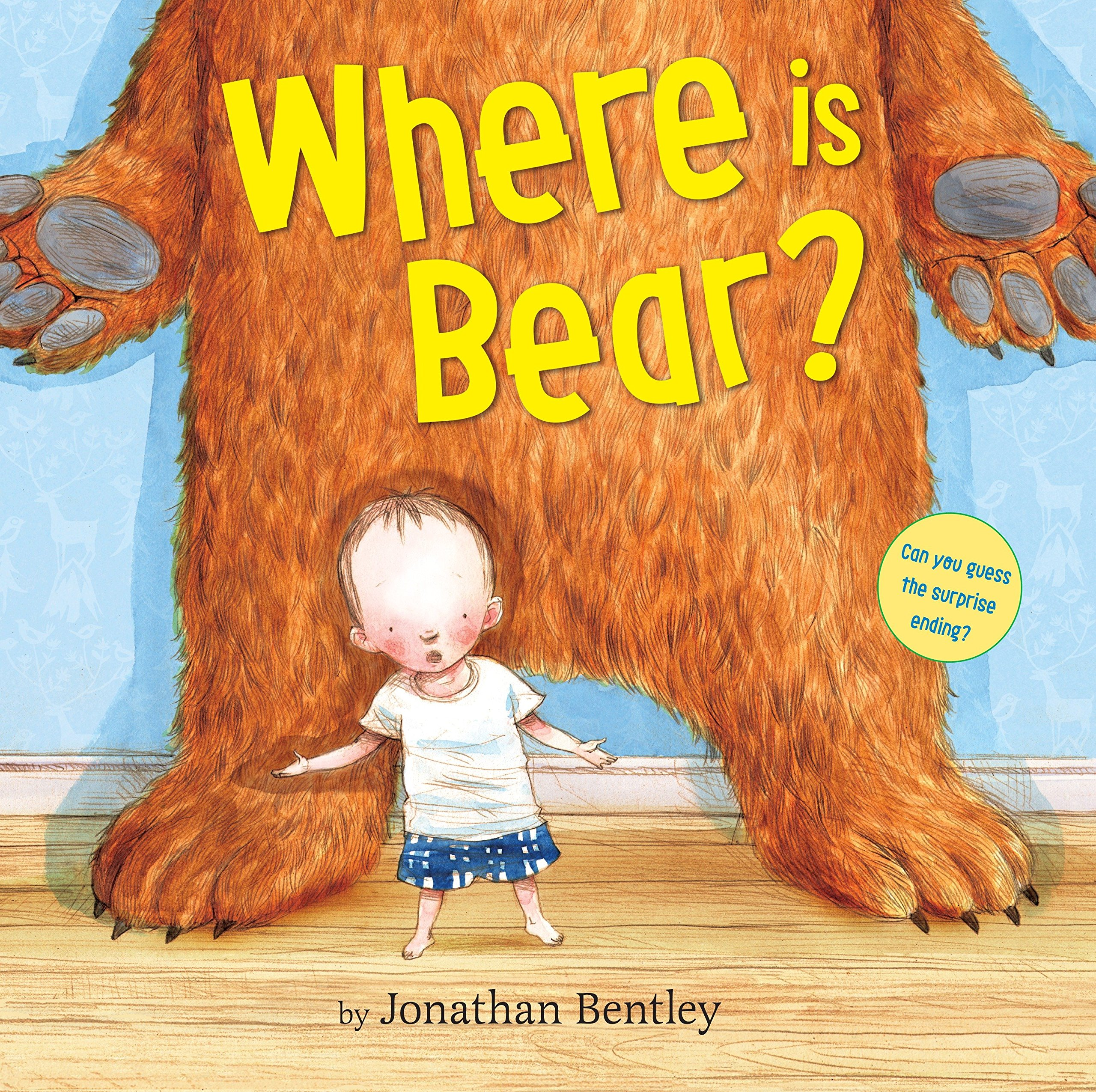 "Image for ""Where is Bear?"""
