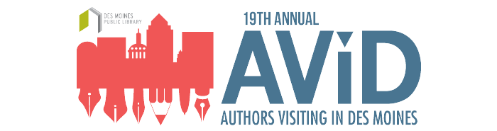 19th Annual AViD Authors Visiting in Des Moines