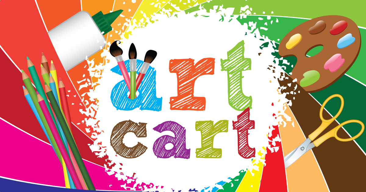 Kid's Art Cart