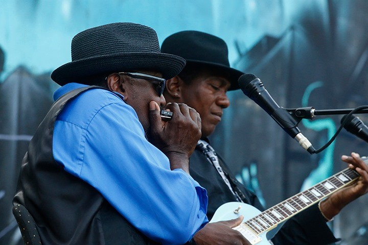 Generation of Blues Duo