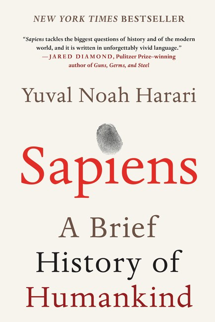 "Image for ""Sapiens"""