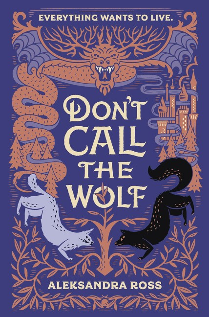 Image for Don't Call the Wolf by Aleksandra Ross