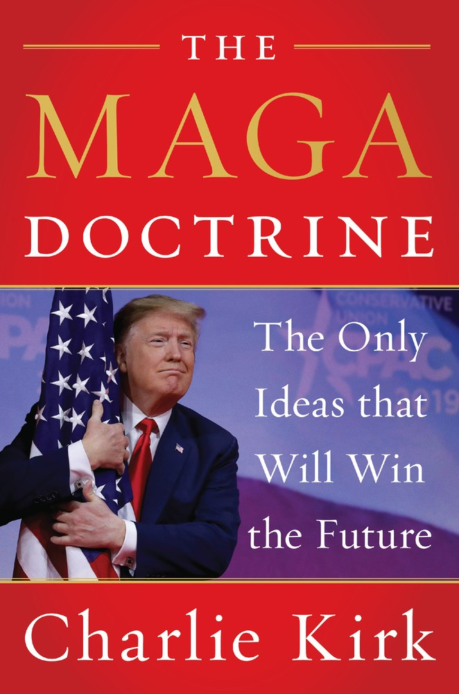 "Image for ""The MAGA Doctrine"""