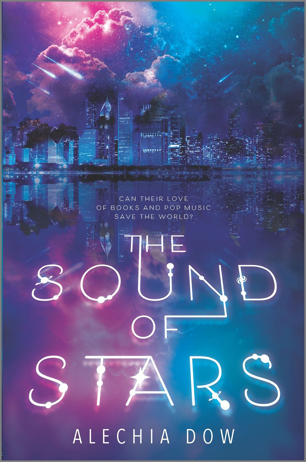 Image for The Sound of Stars by Alechia Dow