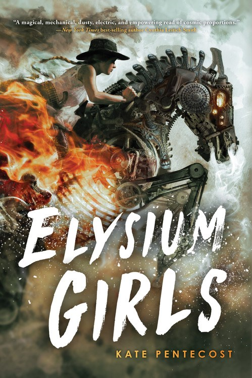 Image for Elysium Girls by Kate Pentecost