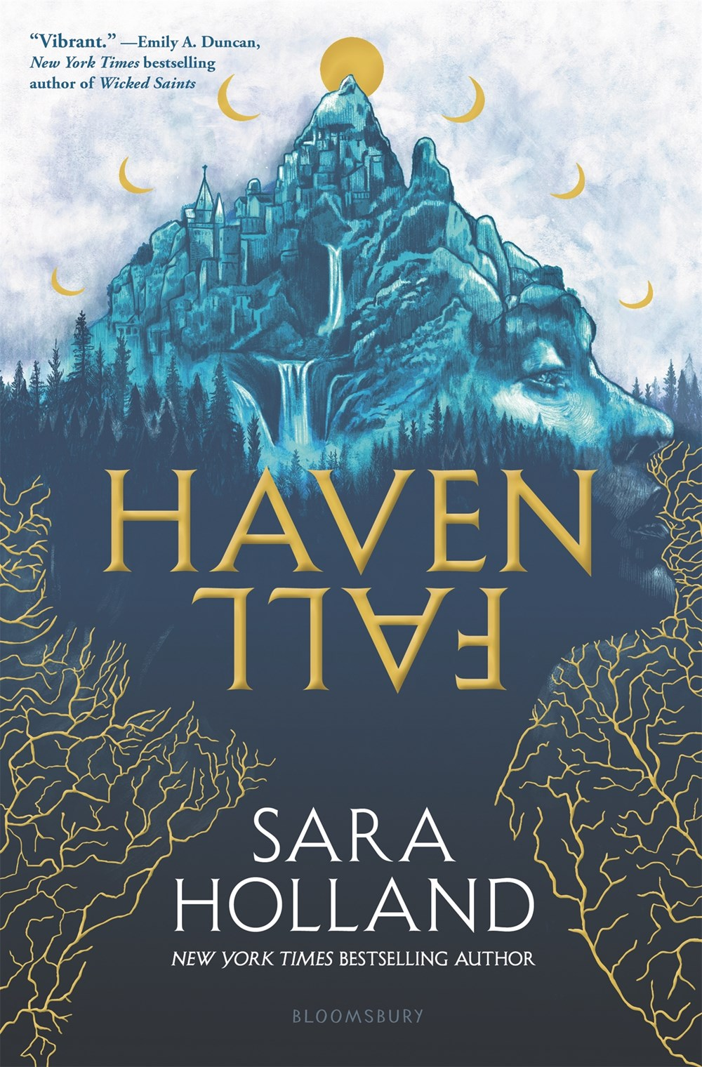 Image for Havenfall by Sara Holland