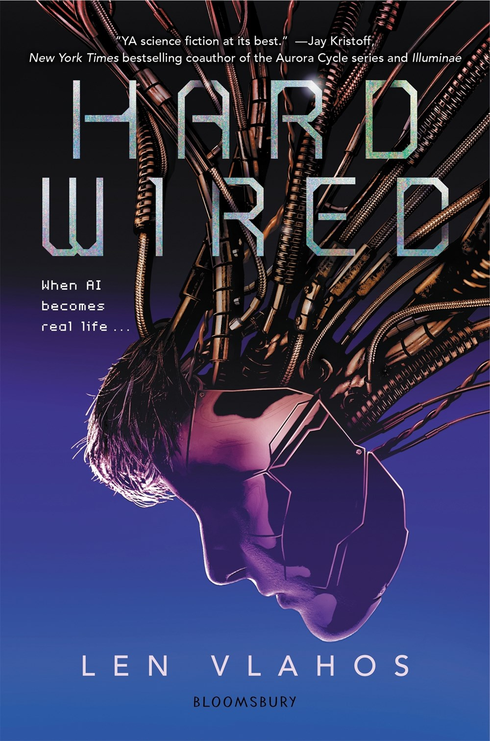 Image for Hard Wired by Len Vlahos