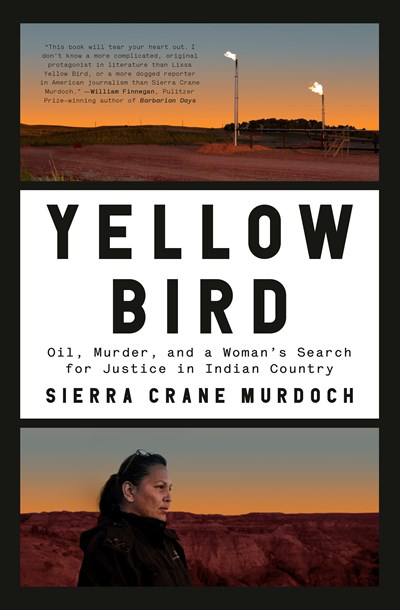 Cover of Yellow Bird
