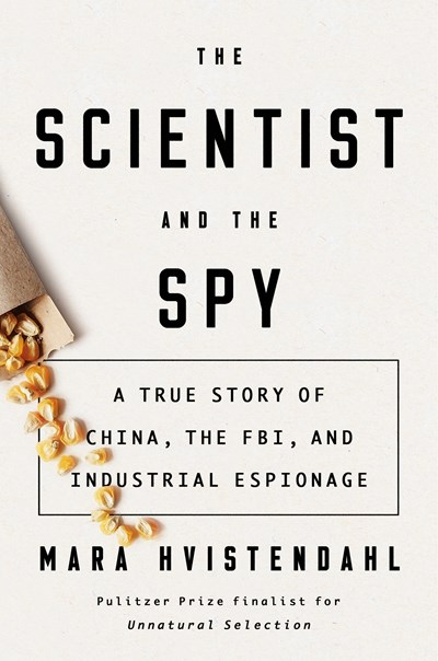 Cover of The Scientist and the Spy