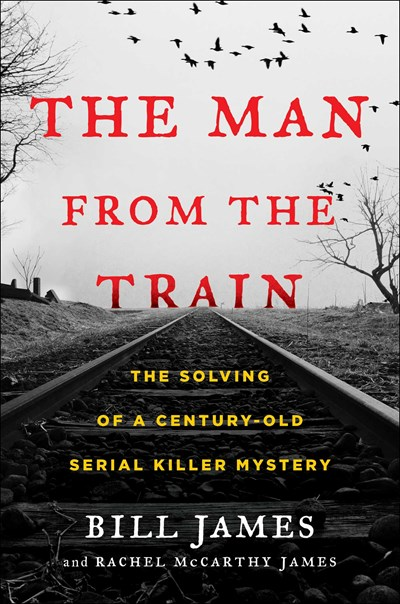 Cover of The Man from the Train