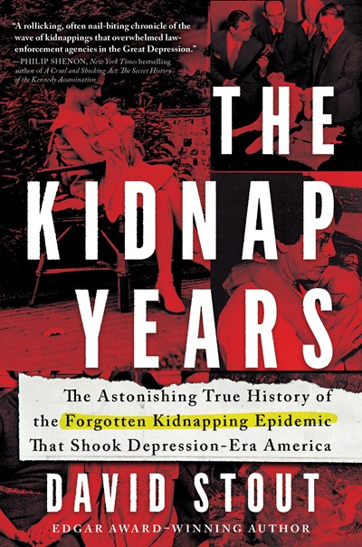 Cover of The Kidnap Years