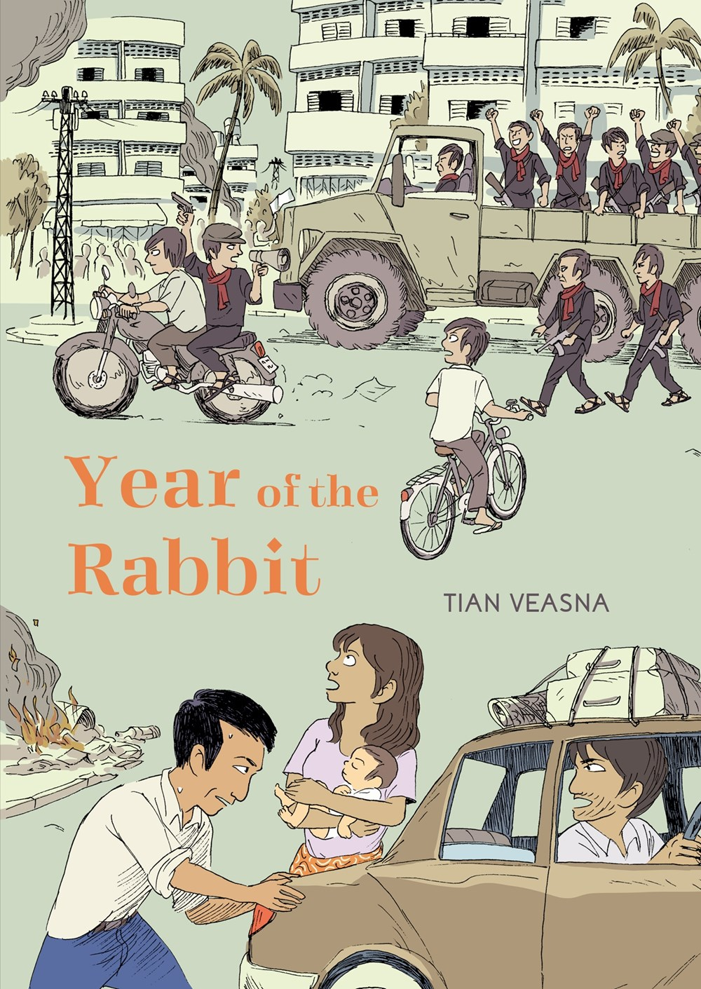 "Image for ""Year of the Rabbit"""