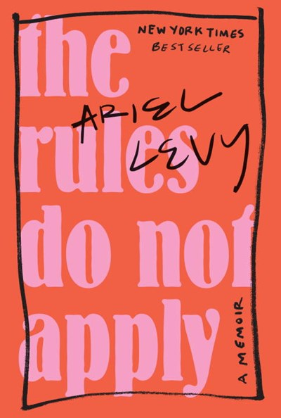 "Cover of ""The Rules do Not Apply"""