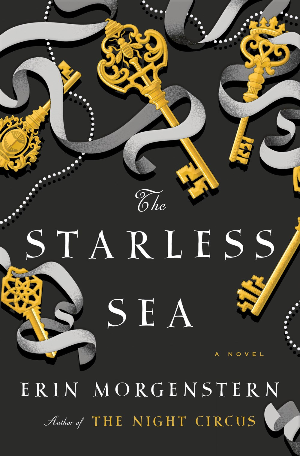 "Image for ""Starless Sea"""