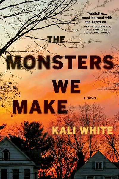 cover of The Monsters We Make