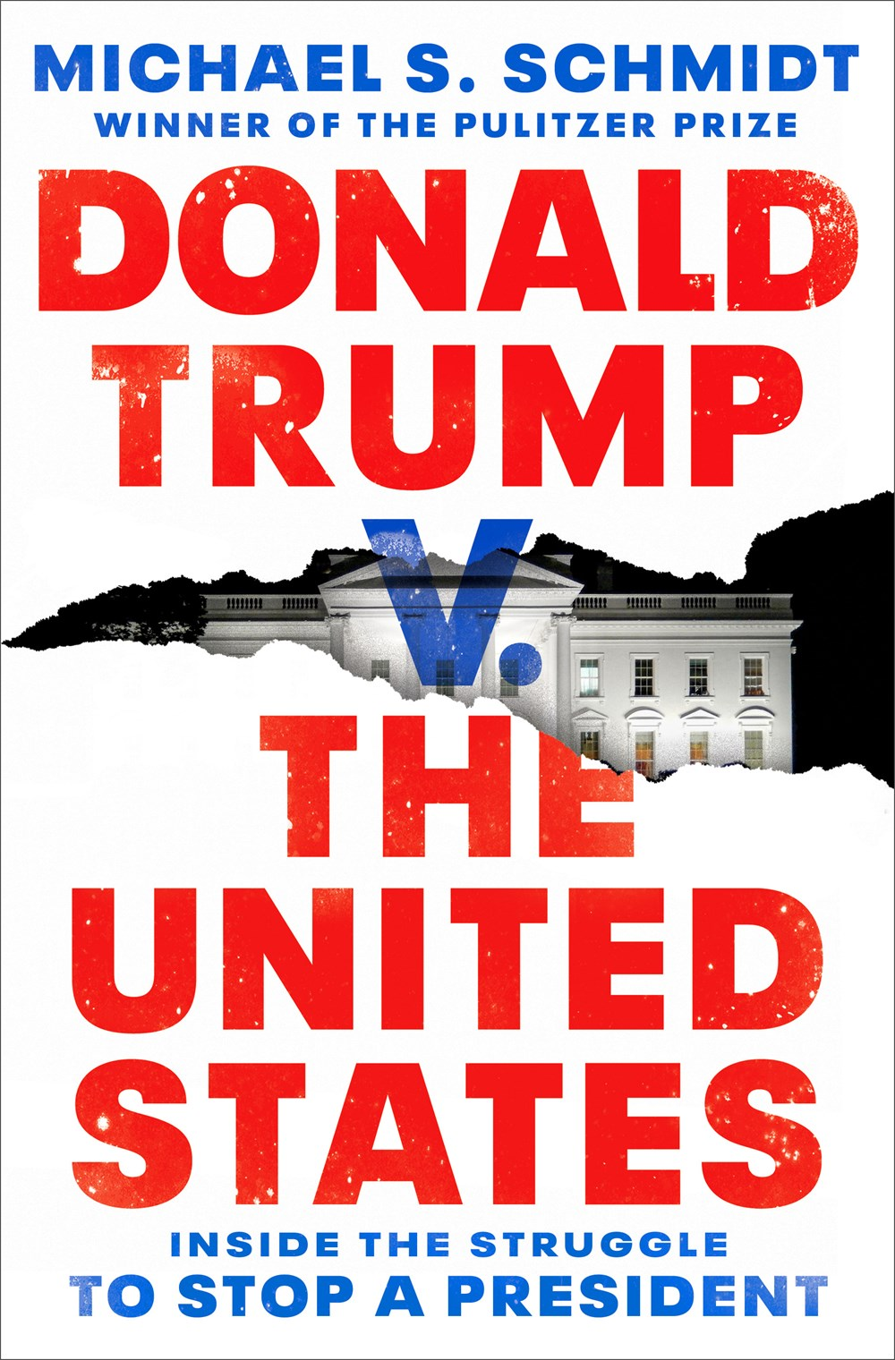 "Image for ""Donald Trump v. The United States"""
