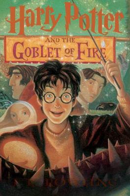 "Image for ""Harry Potter and the Goblet of Fire"""