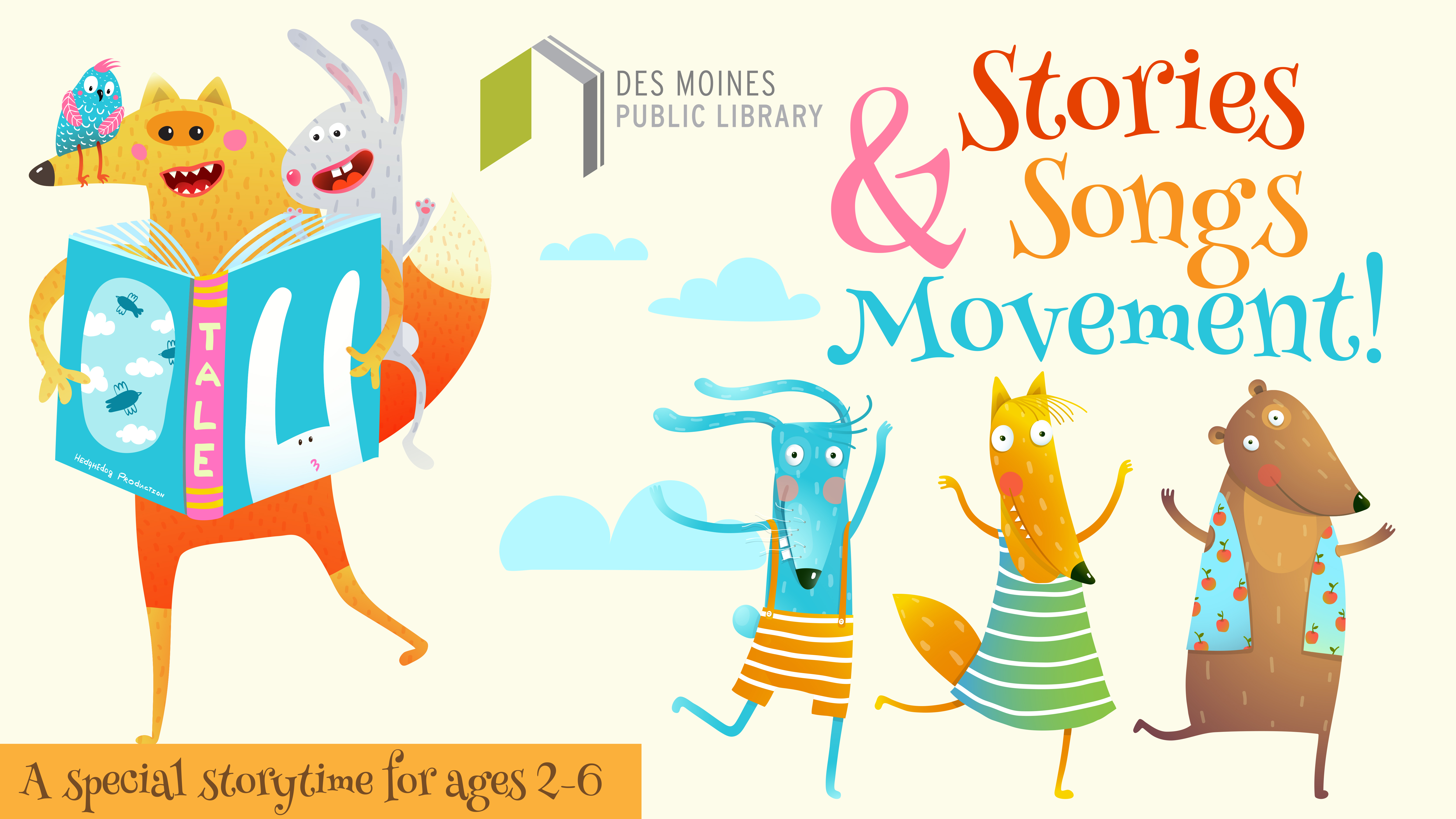Stories, songs and Movement